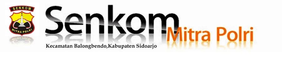Senkom Mitra Polri Kecamatan Balongbendo
