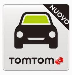 app navigazione TomTom per auto