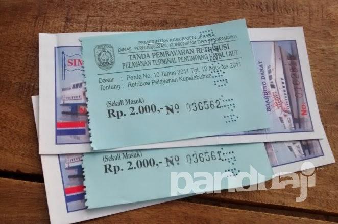 tiket kapal express bahari 2c