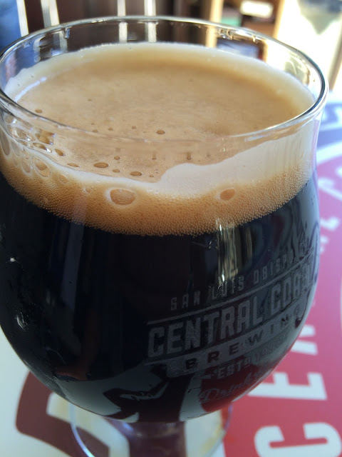 Central Coast Stenner Creek Oatmeal Stout 2