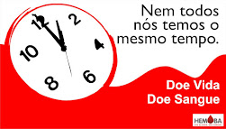 DOE SANGUE!!! SALVE VIDAS!!!