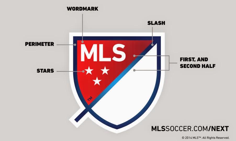 Nuevo logotipo de la MLS