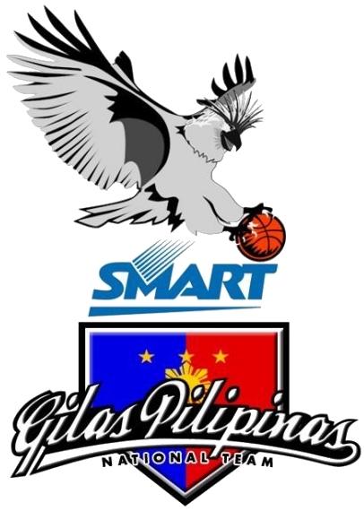 smart gilas pilipinas official logo