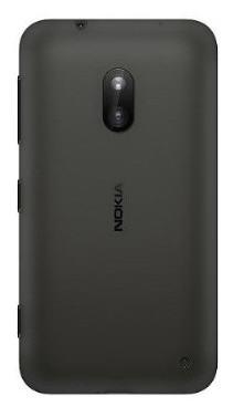 Nokia Lumia 620 tampak belakang