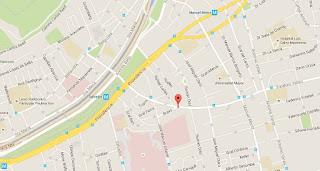 Casino 13 Bomberos Providencia mapa ubicación