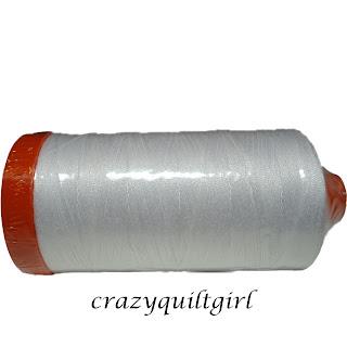 Aurifil Mako 50 wt Cotton Thread