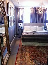 Hotell rum som jag inrede till Karstorp konferens/hotell 2013.