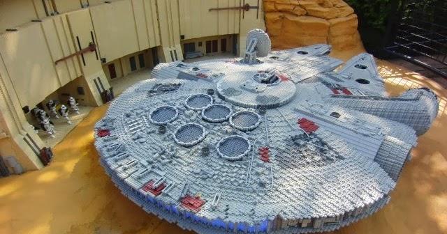 Legoland Billund: La Construcción de un mito (Parte III). Star Wars Edition.