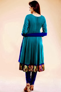 Anarkali Suits with Churi Pajama
