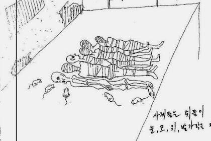 Penjara Korea Utara, Napi Mati Kelaparan, Mayatnya Dibakar