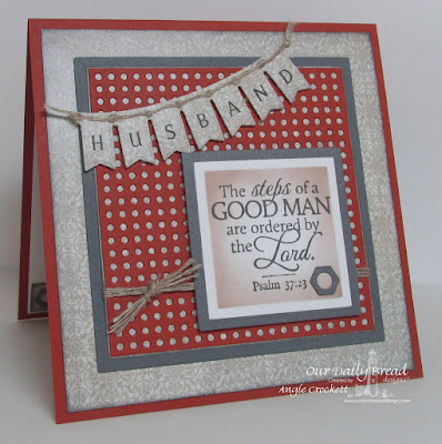 ODBD Good Man, ODBD Custom Pegboard and Hooks Dies, ODBD Custom Workshop Tools Dies, ODBD Custom Pennant Swag Die, ODBD Pennant Swag Alphabet, ODBD Vintage Ephemera Paper Collection, Card Designer Angie Crockett
