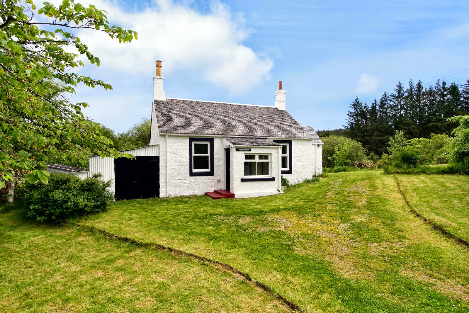 Ayrshire scotland business news ckd galbraith offers for for Scottish country cottages