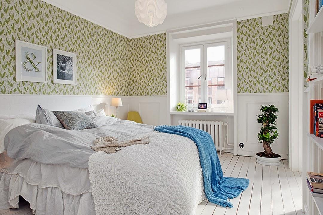 My Bohemic home Liljekonvalj