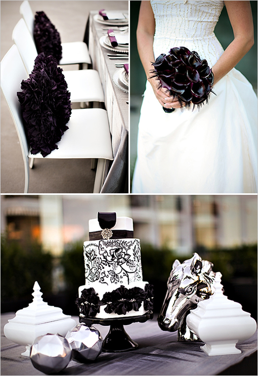 Black White For the Big Day but I definitely Love Love Love it