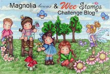 WINNER OF Magnolia-licious Challenge #2