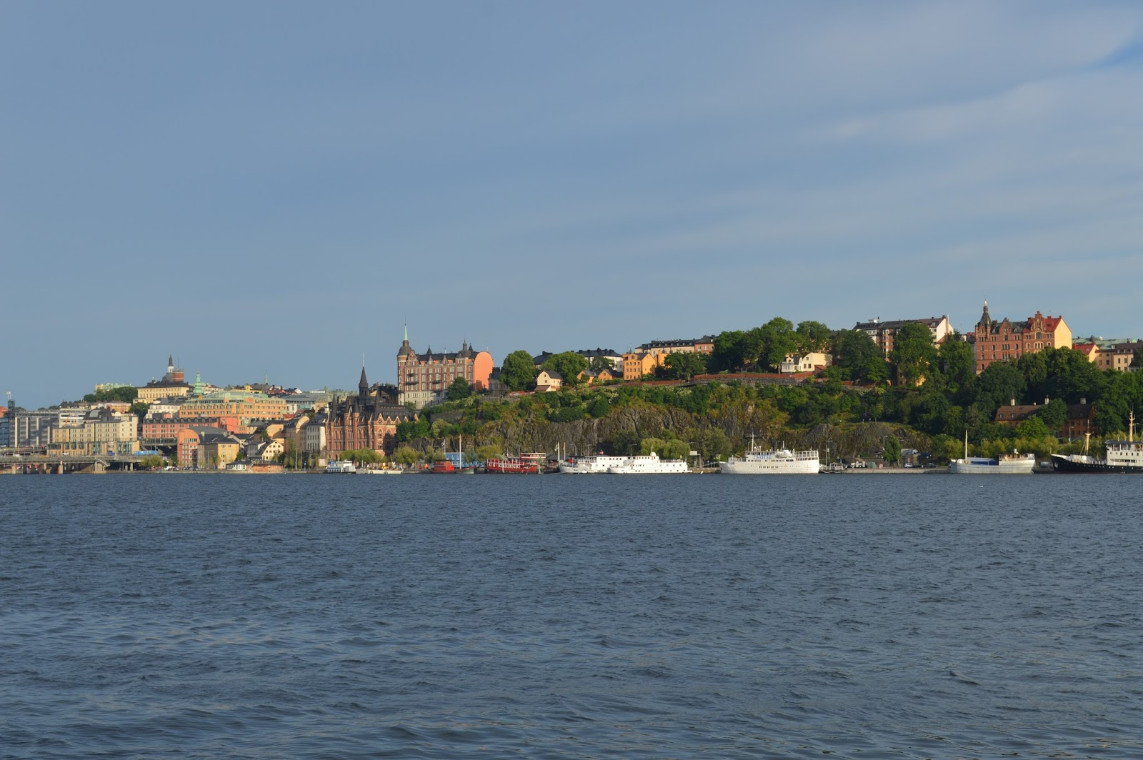 View of Sodermalm, Stockholm