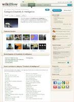 wikihow, wikipedia, creatividad, ideas, innovacion, problemas