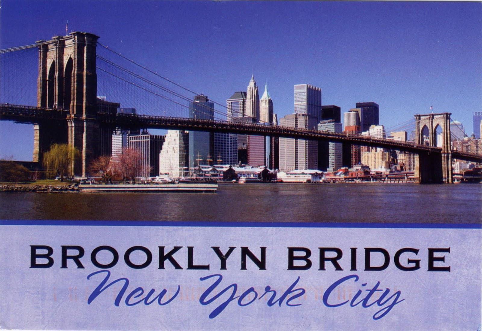 Petites fen tres sur le monde brooklyn bridge for Mondial fenetre