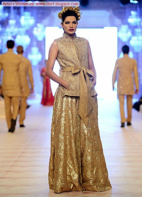 Bridal Collection at PFDC L`Oreal Paris