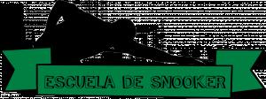 ESCUELA DE SNOOKER