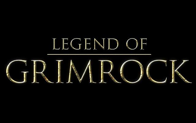 Legend of Grimrock logo