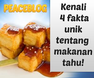 Kenali 4 fakta unik tentang makanan tahu!
