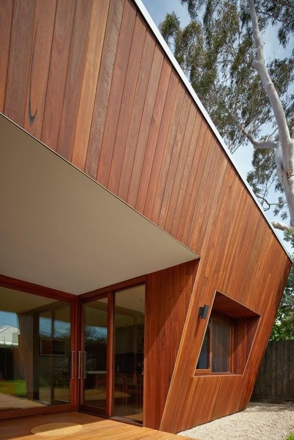 desain rumah minimalis terbaik dari kayu koleksi gambar