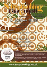 Scrapbooking Convention 6. oktober 2012