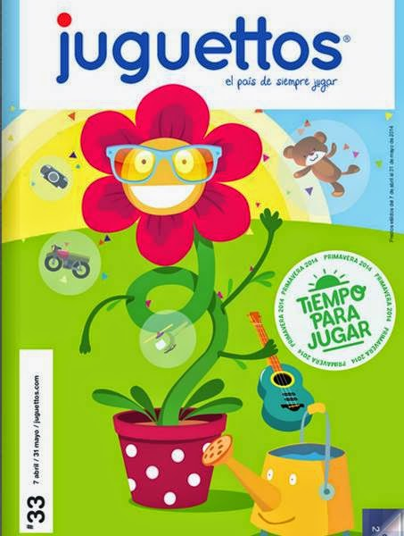 juguettos juguetes de primavera 2014