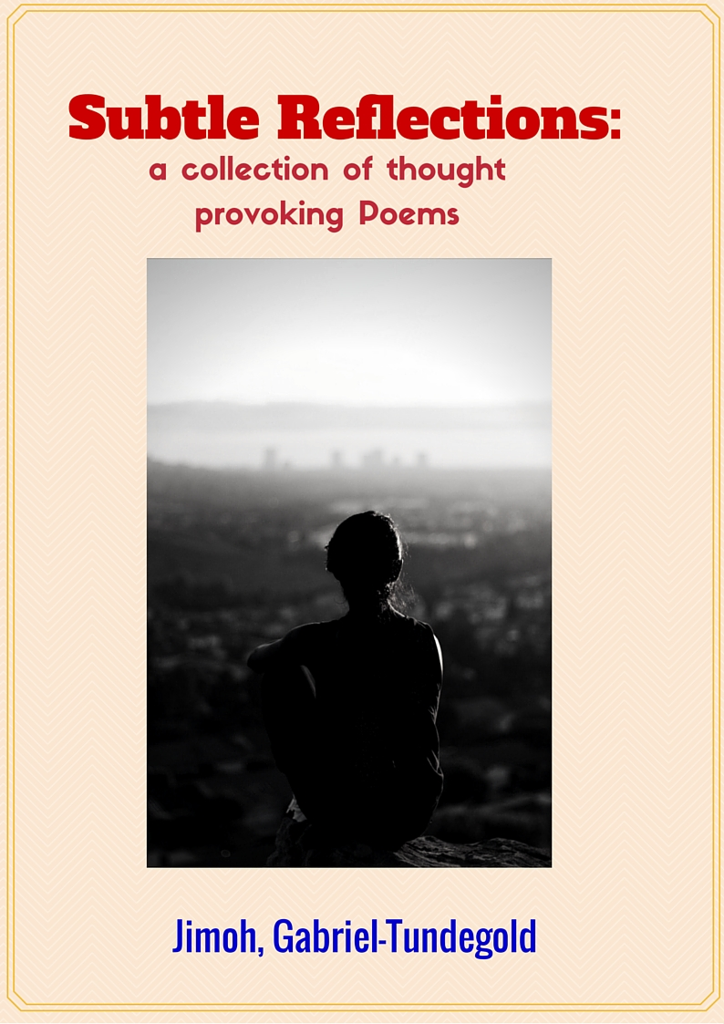 Poetry E-Book By Tundegold