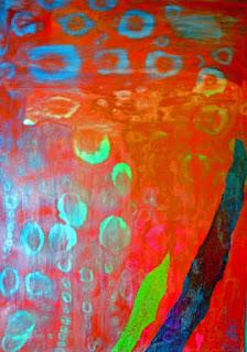 Pintura de Deborah Catton