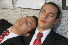 Elder Picoli and Ryan