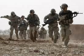 Suicídios nas tropas americanas