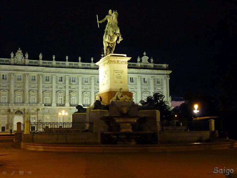 PALACIO REAL.  MADRID.España