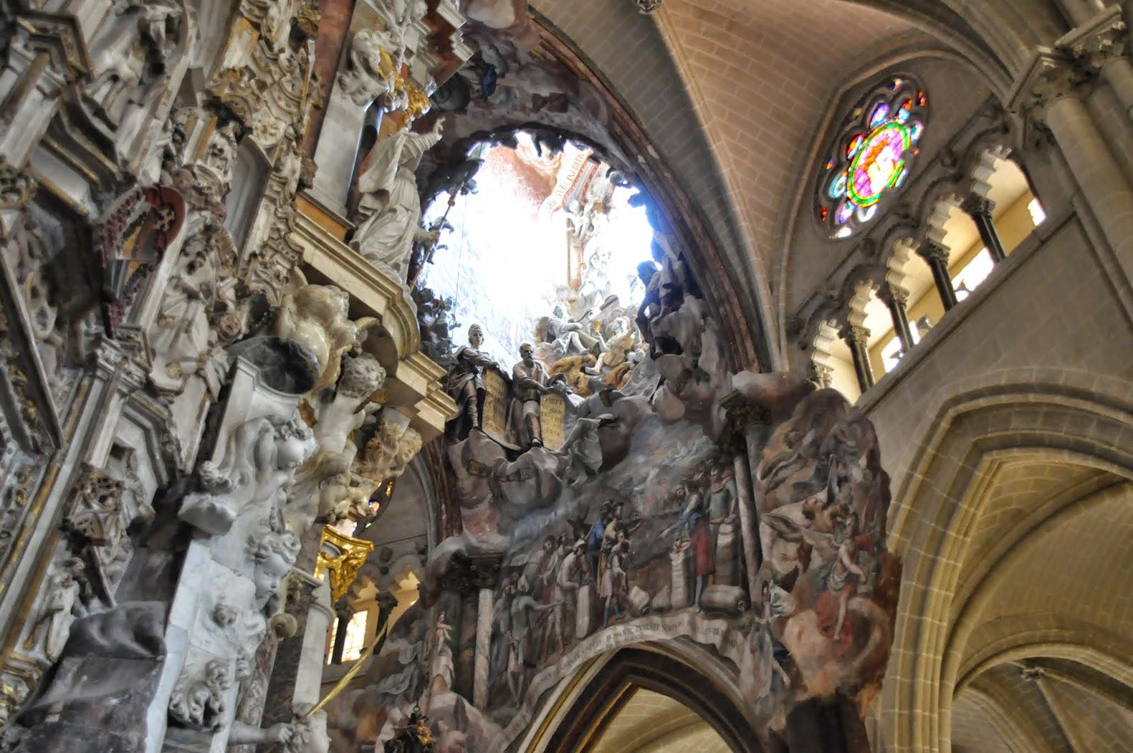 Itinerario in Spagna - Toledo