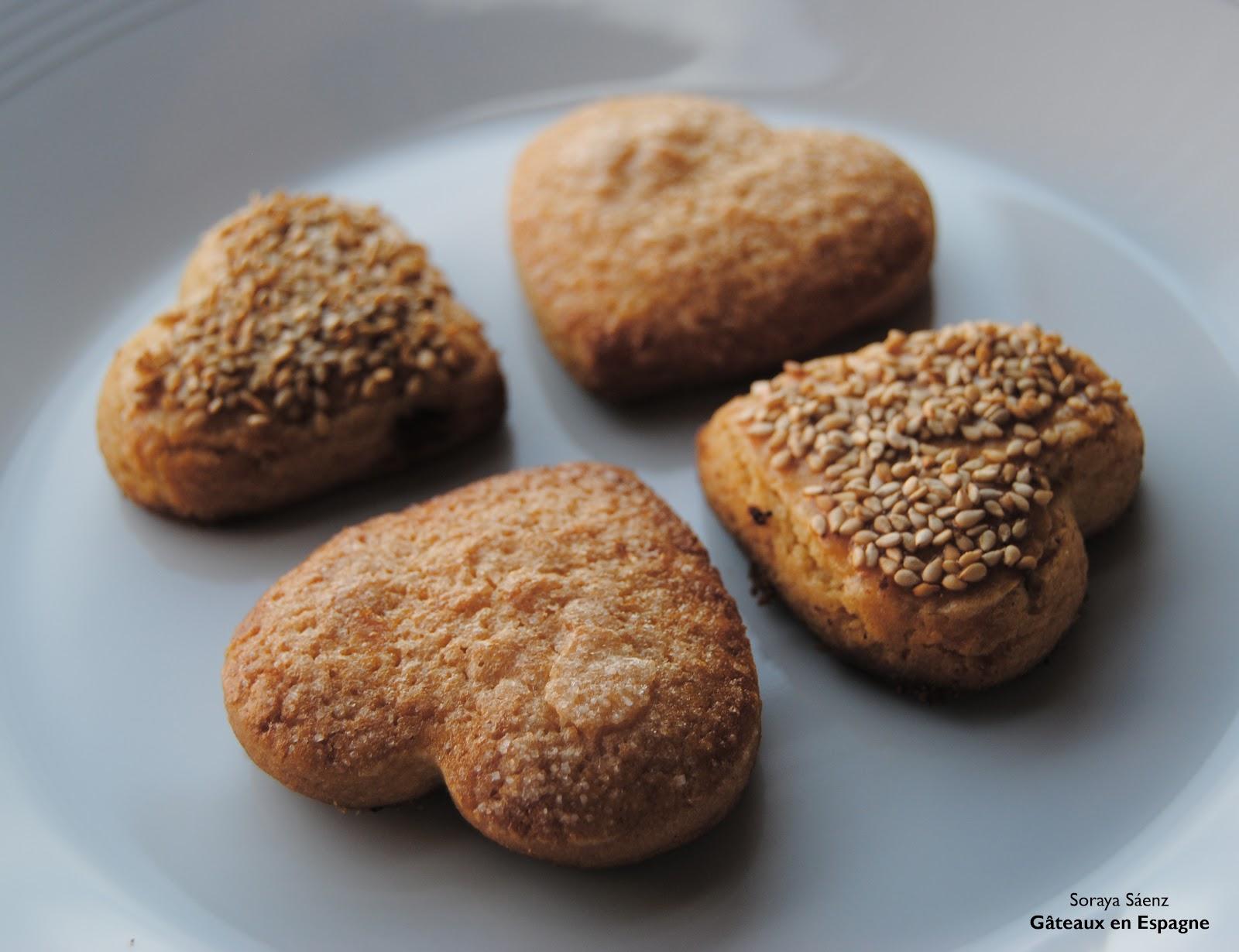 g 194 teaux en espagne les biscuits sabl 233 s espagnols les mantecados