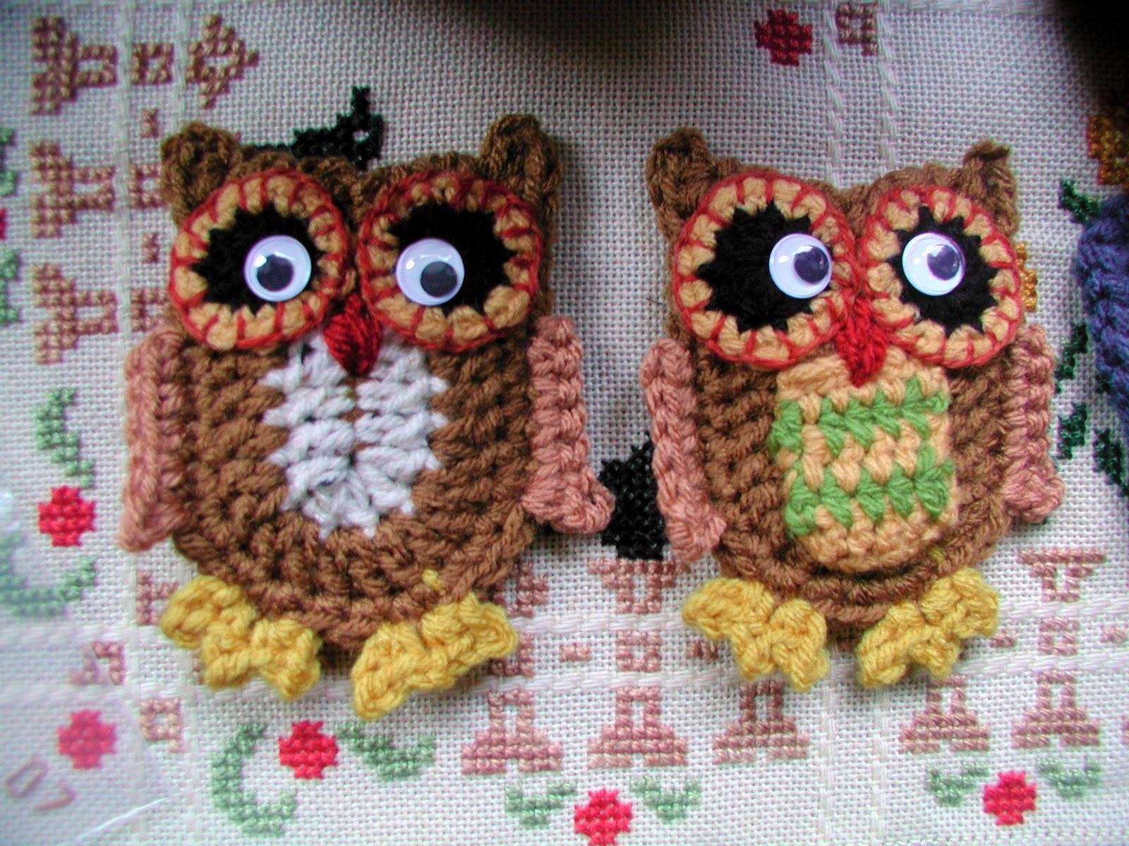 Fiddlesticks - My crochet and knitting ramblings.: Hootie ...