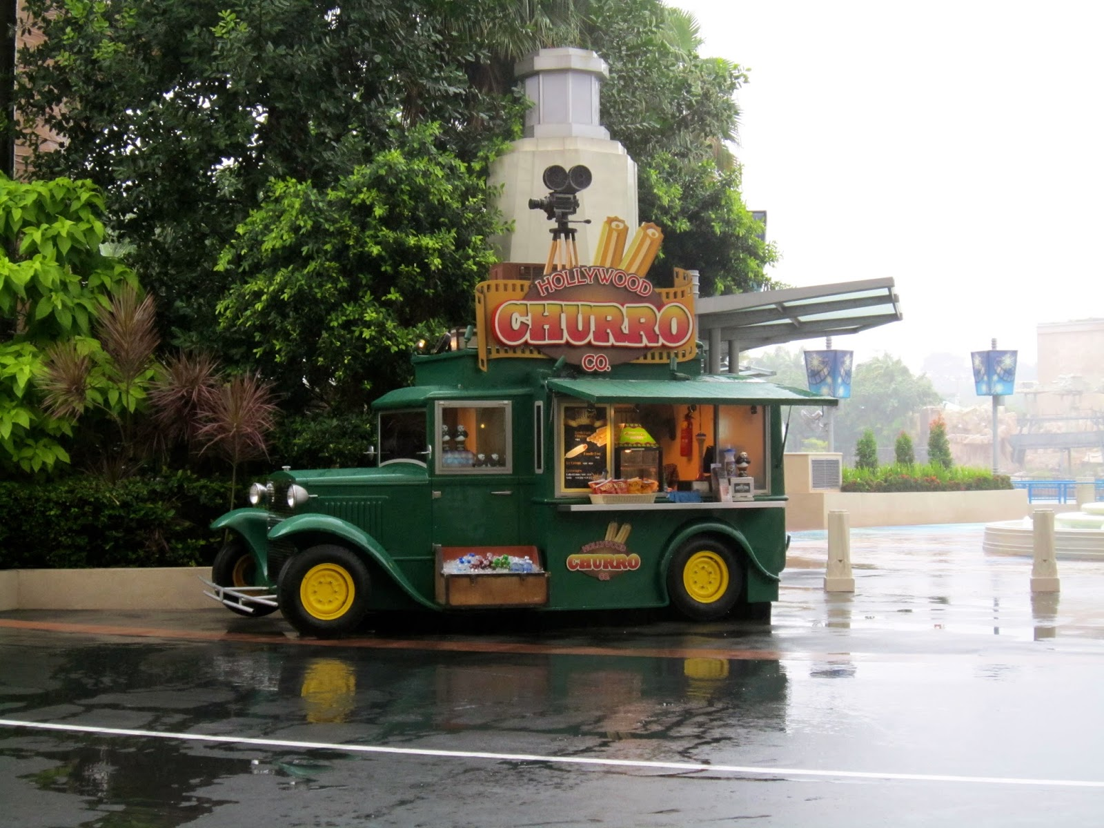 Hollywood CHURRO Truck