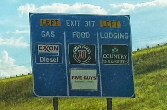 Gas-Food-Lodging