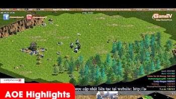 AOE Highlights | Sự tiến bộ vượt bậc của Hồng Anh trong thể loại đánh Team