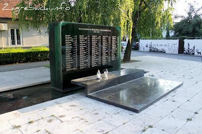 Spomenik braniteljima - Črnomerec