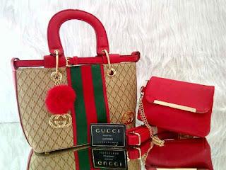 Tas KW Gucci Eliza 2in1 Semi Premium 0108AR Jakarta