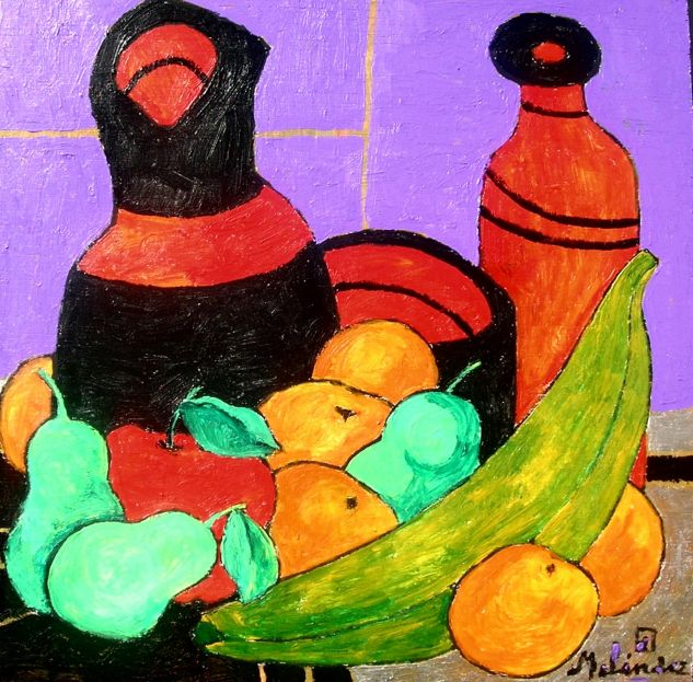 """""""Cerámica con frutas"""""""