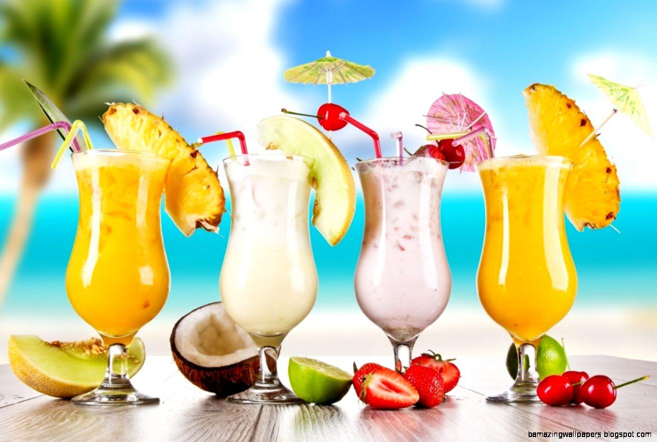 Summer Cocktails HD desktop wallpaper  High Definition  Mobile