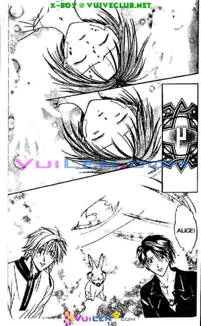 Cô bé Alice thầm lặng: Chapter 5