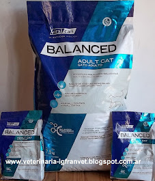 Vital Can Balanced Gatos adultos 7,5 Kg. $ 261,00