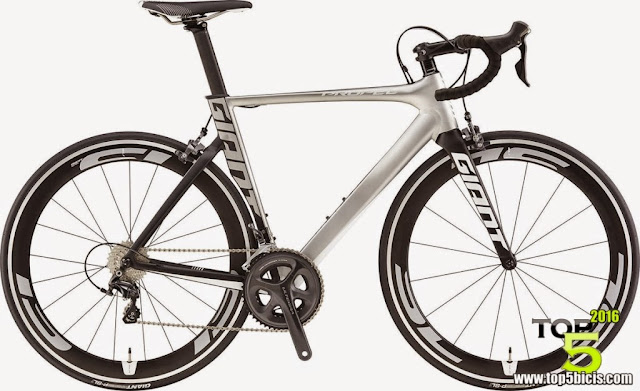 Giant Propel SLR, el aluminio se vuelve a poner de moda