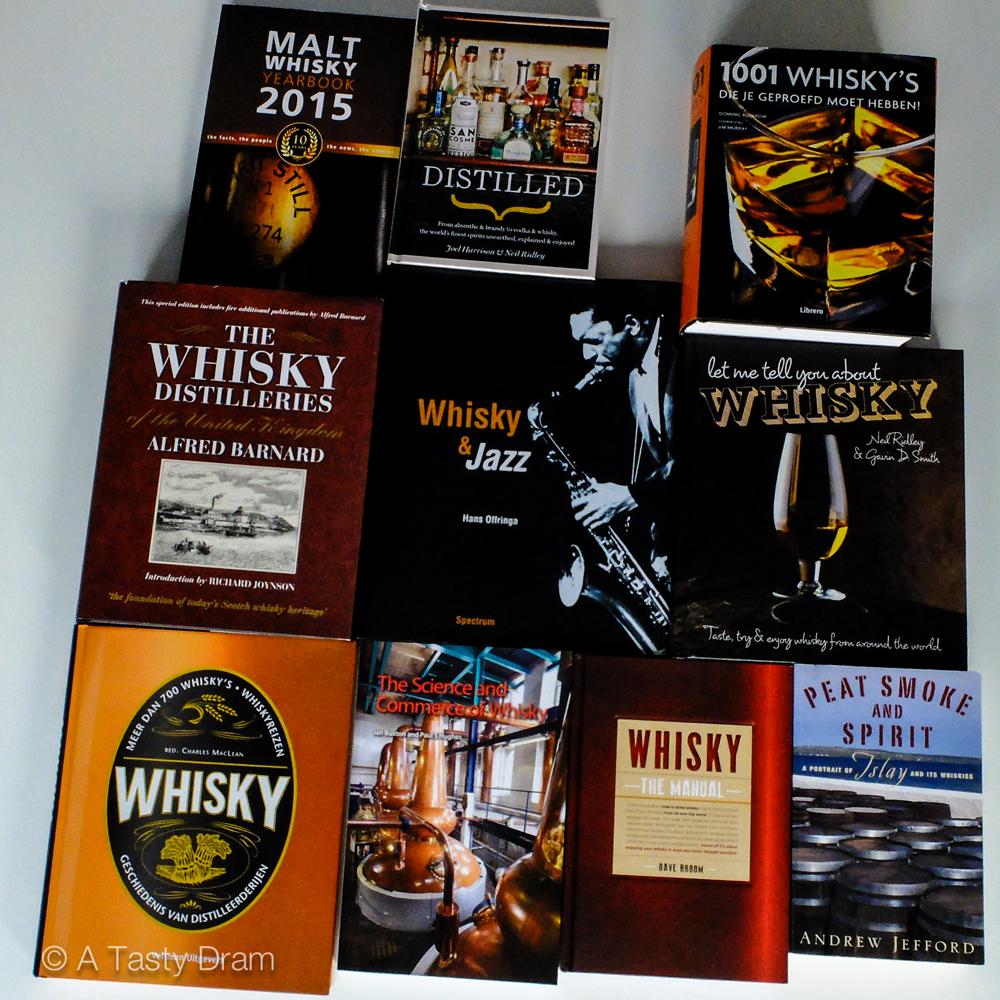 Whisky books