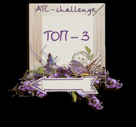 Я в топе ATC-challenge