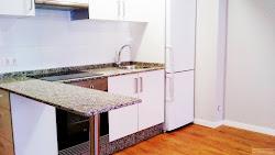 Apartamento recién reformado en alquiler en Ciudad Escolar, dos dormitorios. 425€